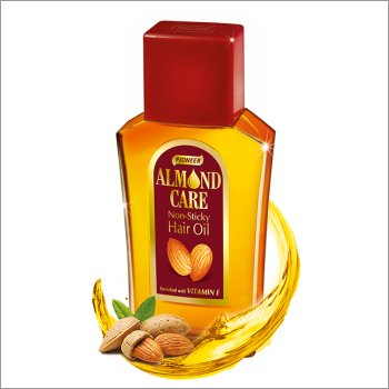 Pioneer Almond Non-Sticky Hair Oil