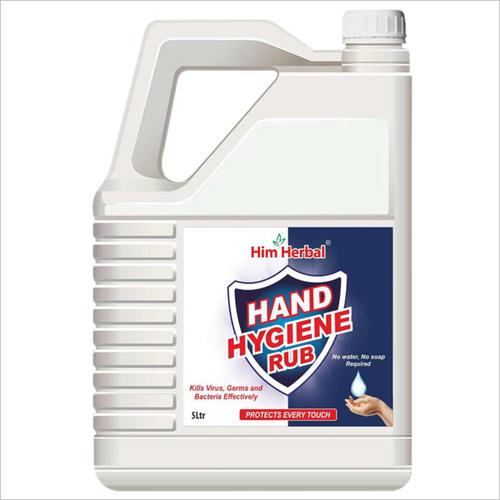 Hand Hygiene Rub 5 litre