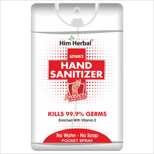 Pocket Sanitizer