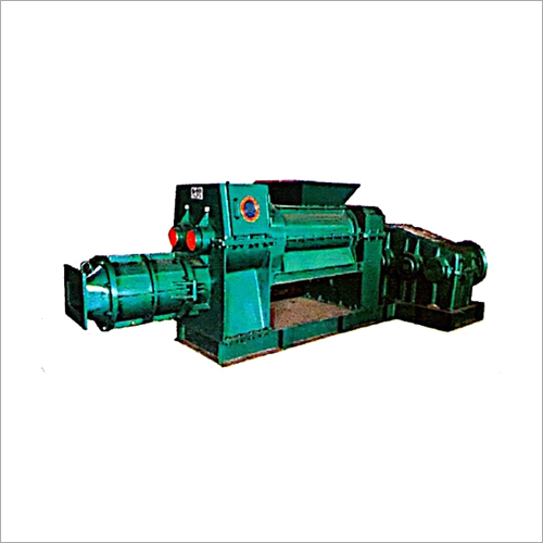 Double Stage Extruder