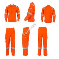 High Visibility Coverall Hi-Viz 2Pcs.