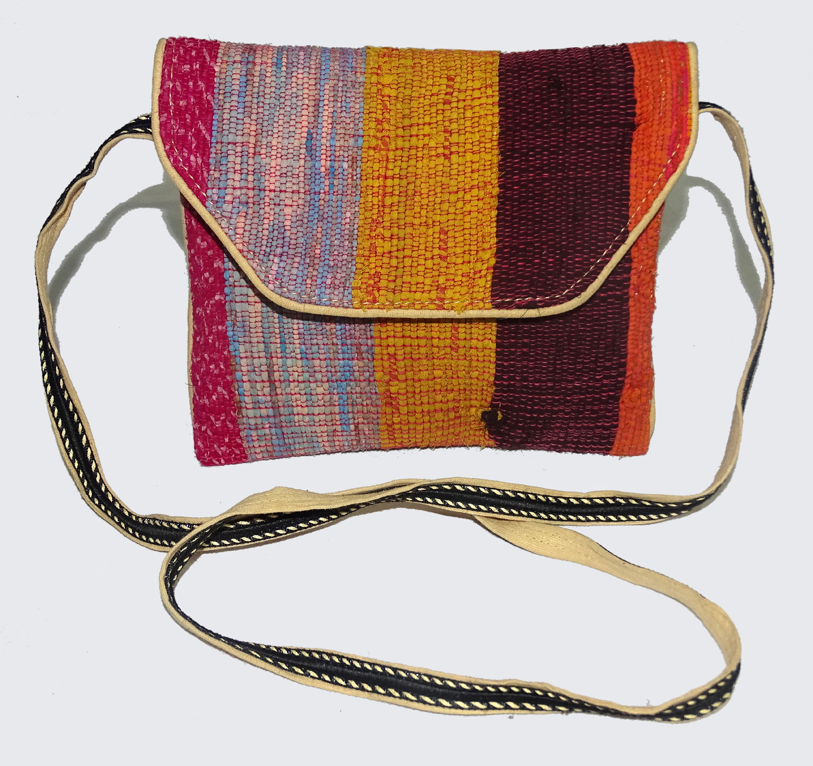 Chindi Pouch Purse