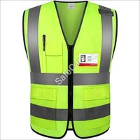 Polyester High Visibility Vest