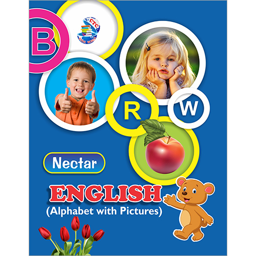 Alphabet With Pictures Books