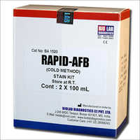 Rapid Afb Stain Kit (Cold Method)