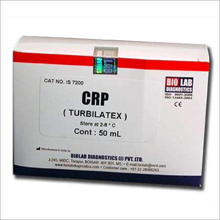 Crp Turbilatex (Quantitative)