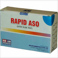 Rapid Aso (Latex Slide Test)