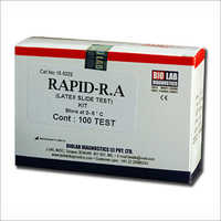 Rapid Ra (Latex Slide Test)
