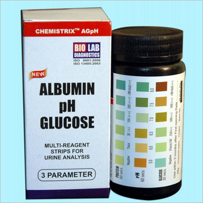 Dry Chemistry Strips and Reagents