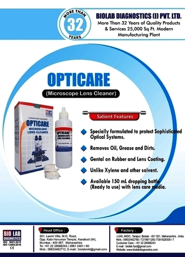 Opticare - Microscope Lens Cleaner