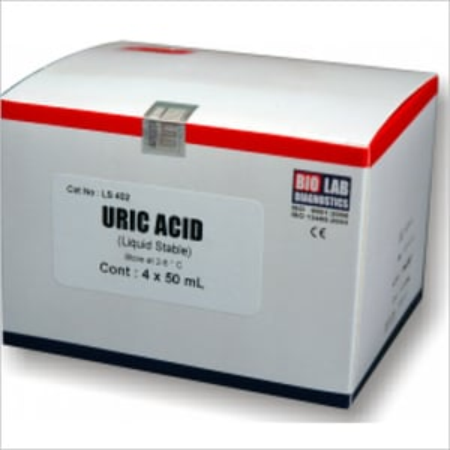 Uric Acid (End Point)