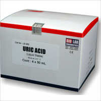 Uric Acid (End Point)
