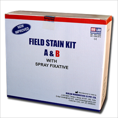 Field Stain A & B