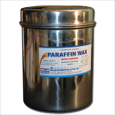 Paraffin Wax 58 To 60 Degree Celsius With Cerecin