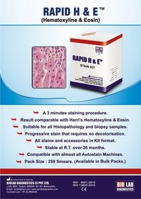 Rapid H And E stain Kit
