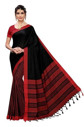 Fancy Silk With Latkan Saree Certifications: Gst Certified