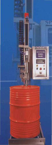 Semi Drum Filling Machine - Weighfil 230 Cpss Application: Beverage