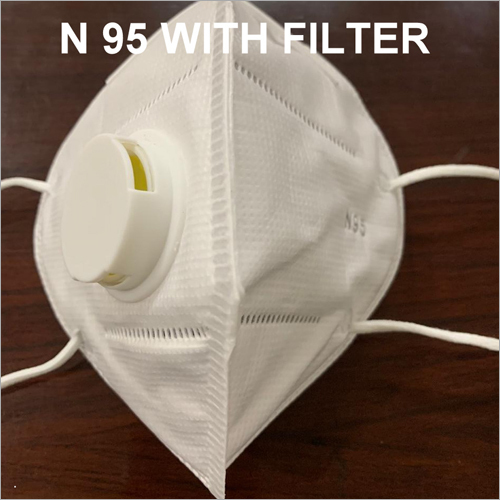 N 95 Face Mask With Filter