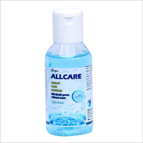 100 ml Allcare Hand Sanitizer