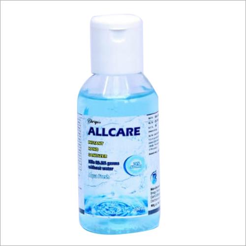 100 ml Allcare Hand Sanitizer
