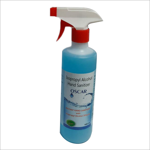 500 ml Isopropyl Alcohol Hand Sanitizer