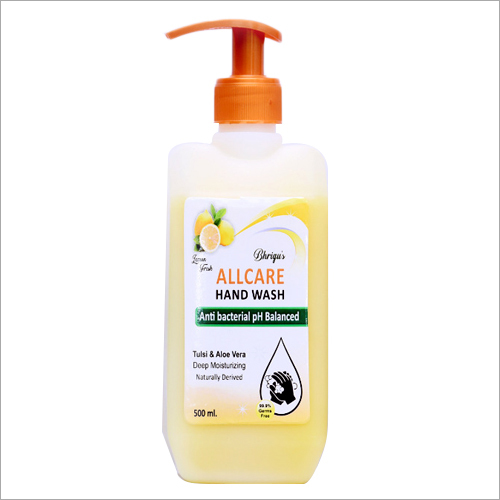 500 ml Lemon Fragrance Hand Wash