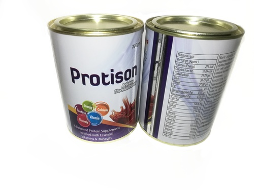 Protein with Calcium, Iron & Multivitamin Powder