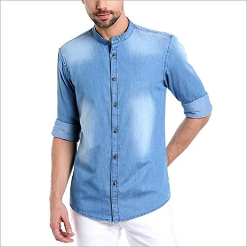 Men Collared Shirt