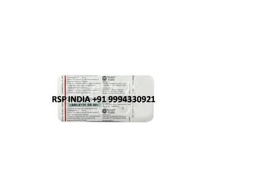 Carbatol Cr 200 Mg Tablets