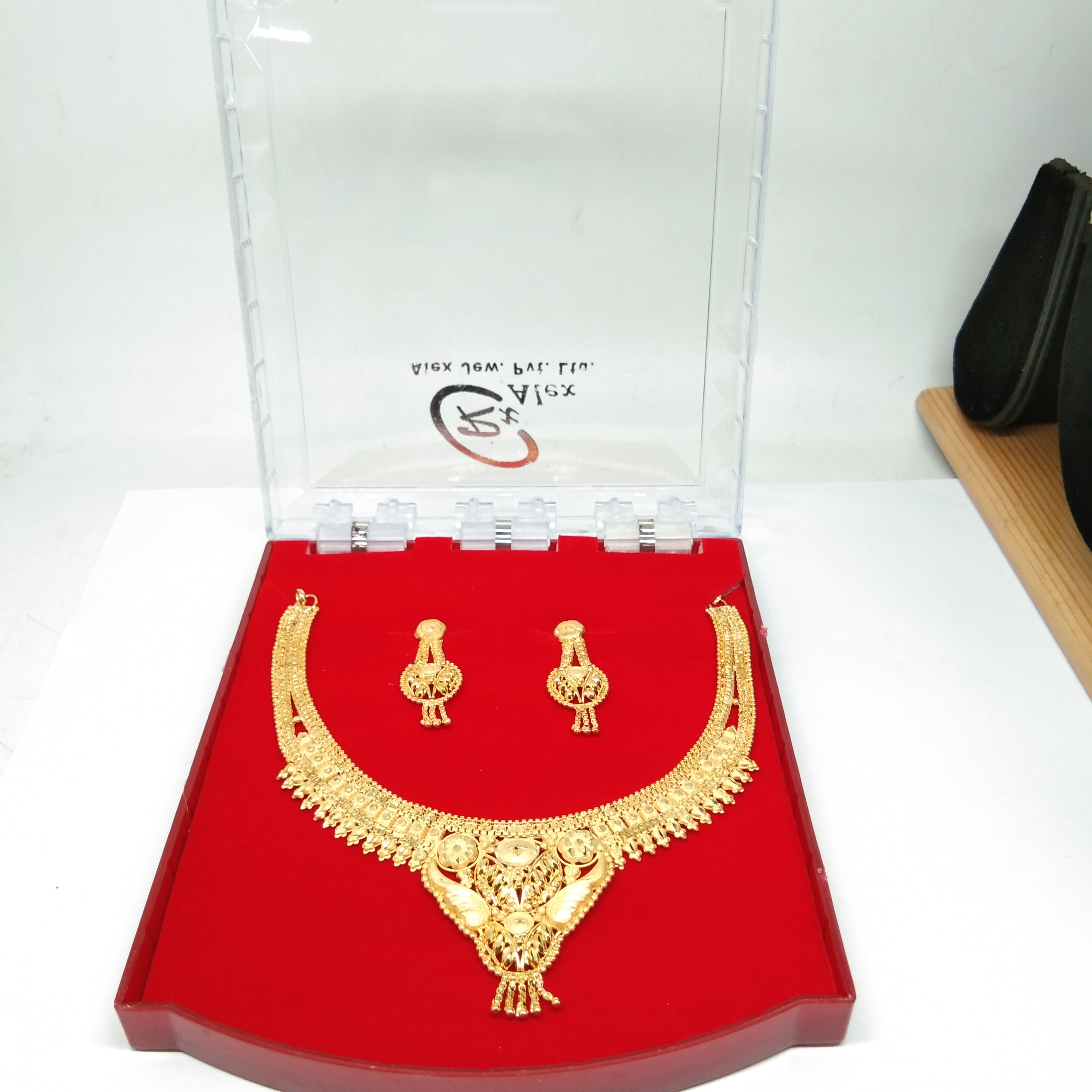 Simple new design Forming necklace set