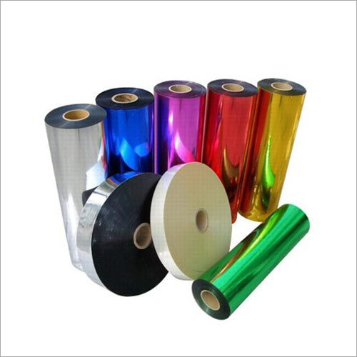 Lacquered Plain Polyester Film