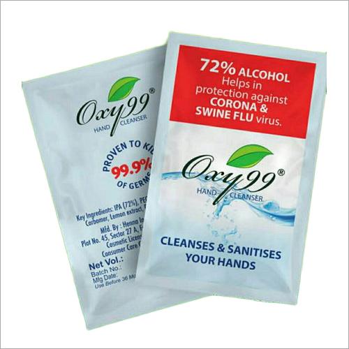 2 ml Hand Sanitizer Sachet
