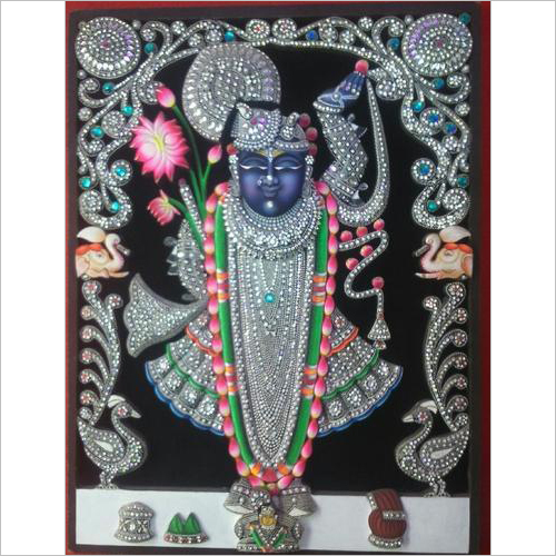 Shreenathji Painting