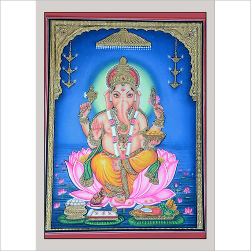 Shree Ganesha Painting