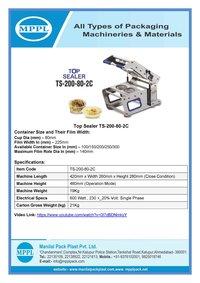 Top Sealer Ts-200-80-2c