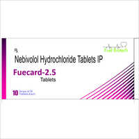 Fuecard-2.5 Tablets