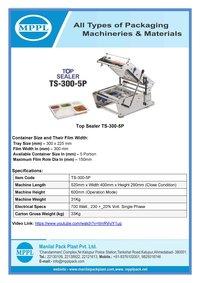 Top Sealer Ts-300-5p