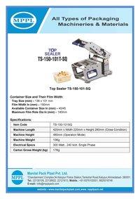 Top Sealer TS-150-101SQ