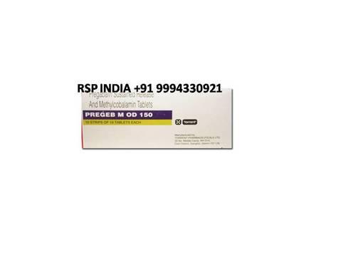 Pregeb M Od 150 Mg Tablets