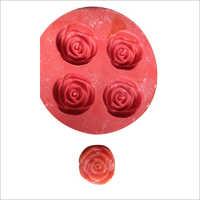Rose Shape Candle Mould