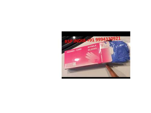 Pharma Care Nitrile Gloves