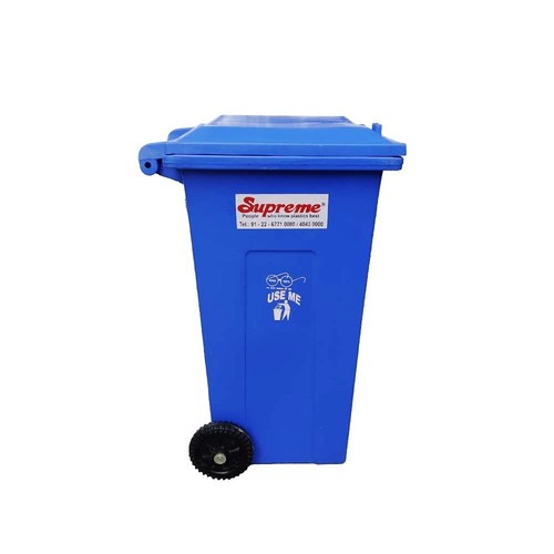 Dustbin 240 Litre Application: Reselling