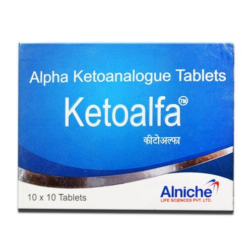 Ketoalfa Tablet
