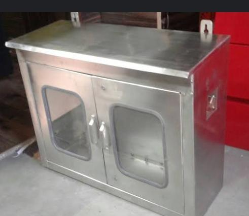 Ss Fire Hose Box
