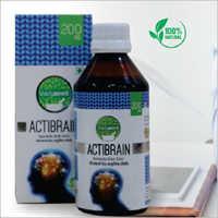 Actibrain Syrup