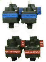 Low Pressure Switch & High Pressure Switch