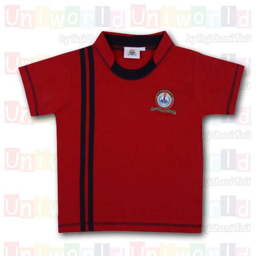 Round Neck Kids Uniform