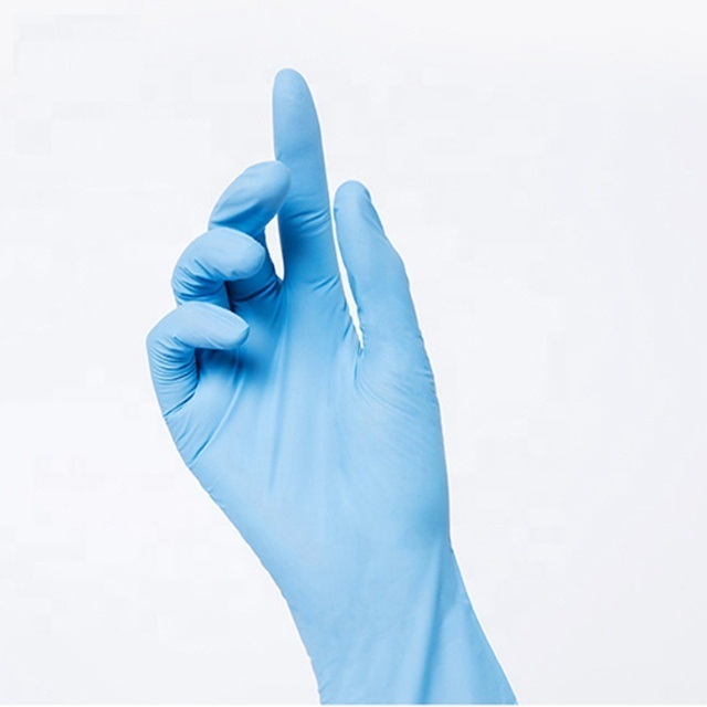 High Quality Examination Gloves Disposable With Nitrile