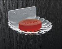 Acrylic Round Soap Dish