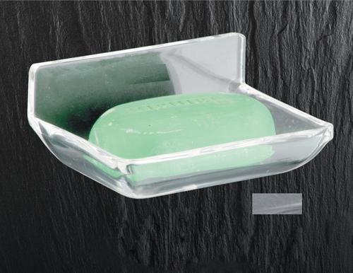 Acrylic Square Soap dish